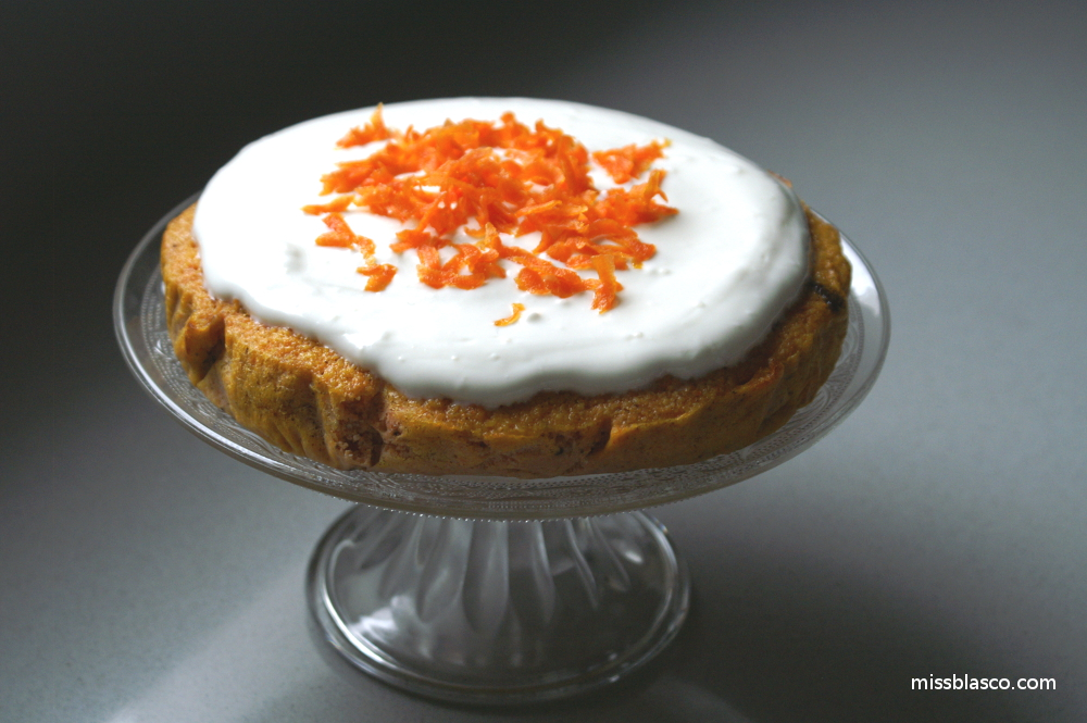 How Many Calories Does Carrot Cake Have