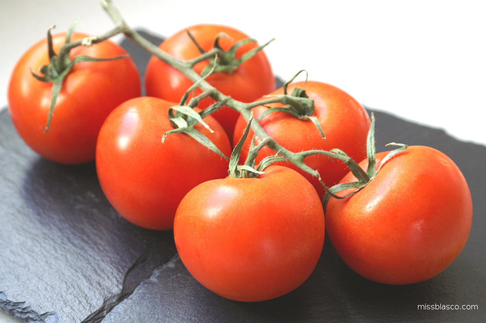 receta sopa de tomate