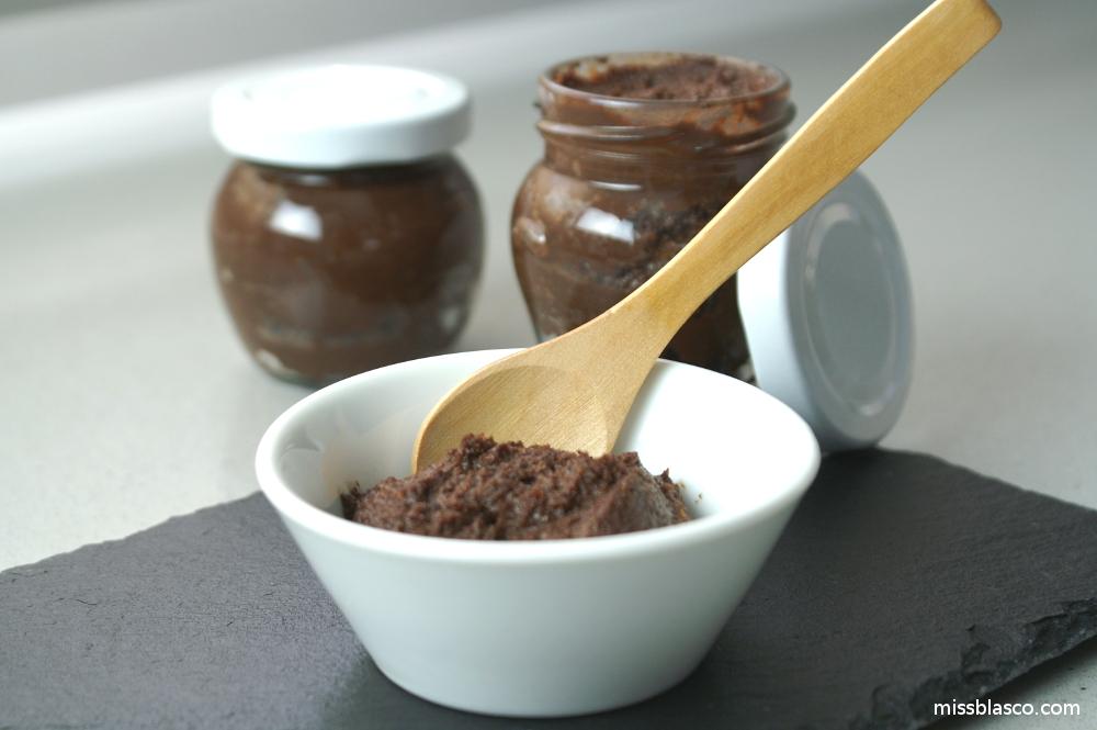 Como hacer nutella casera