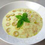 sopa de pepino