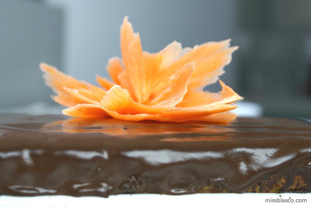 Carrot Cake Point Inspired Taste