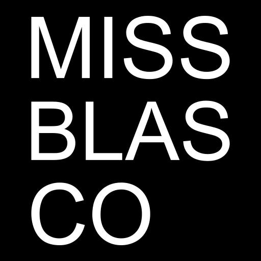 MISS BLASCO ®