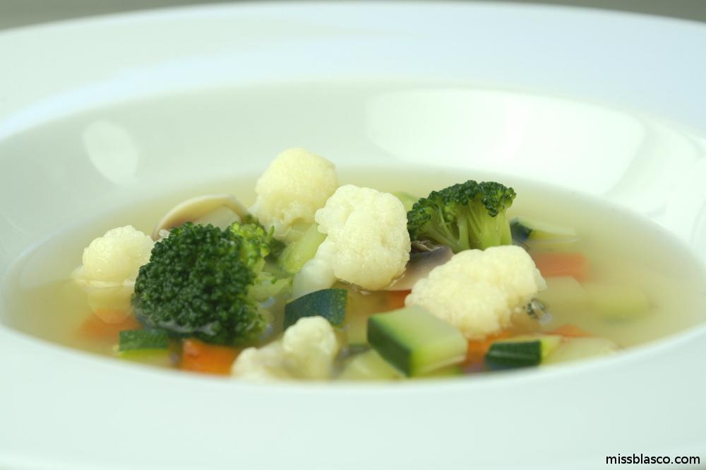 Sopa De Verduras Y Cómo Evitar El Reflujo Gastroesofágico