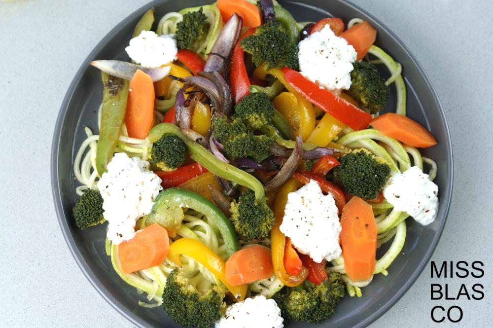 ingredientes para ensalada de verduras