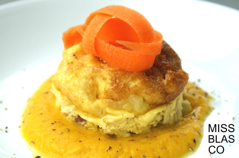 crama de zanahoria con curry
