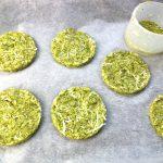 masa de brocoli