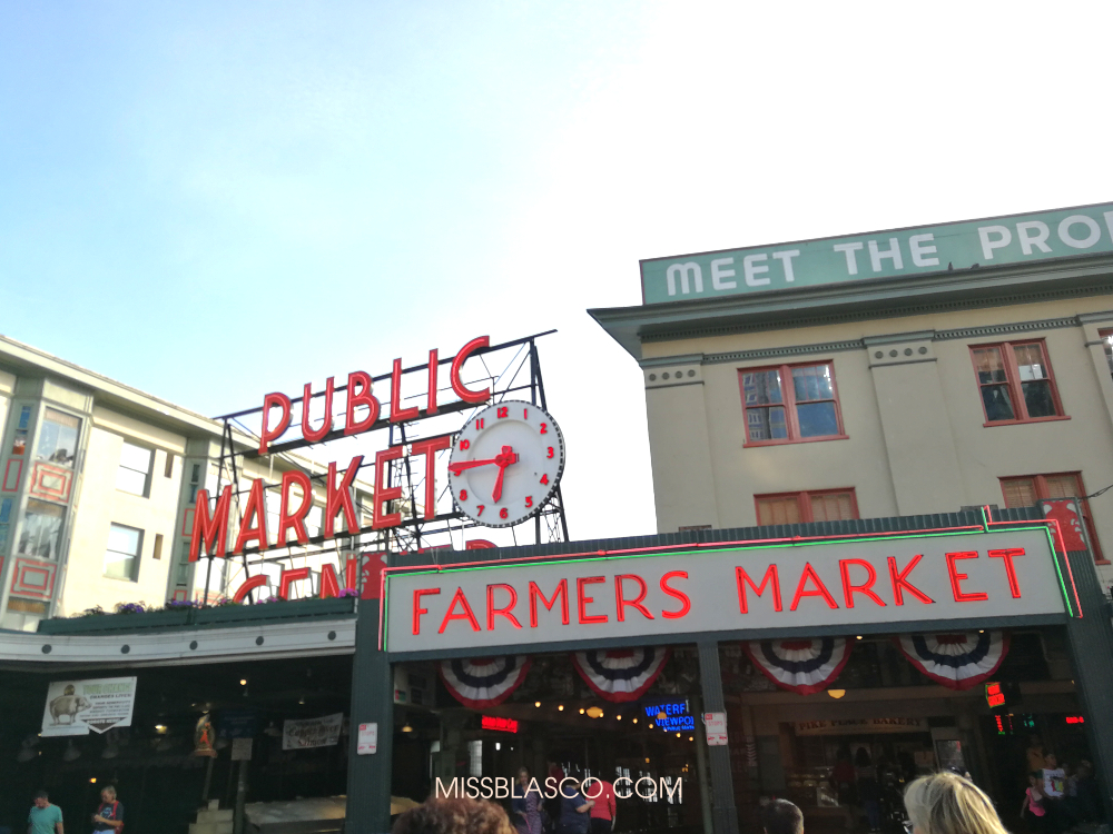 Farmers Market Seattle