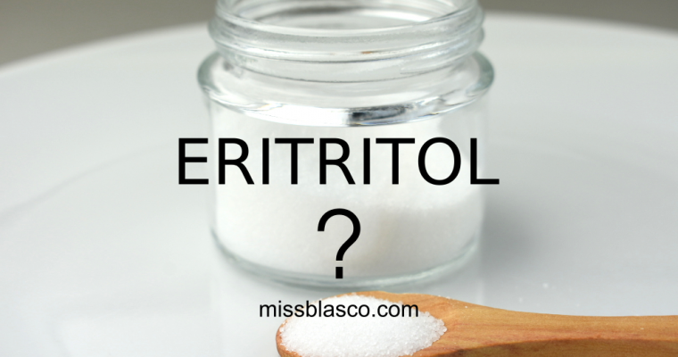 WHAT IS ERITRITOL AND HOW TO USE IT