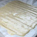 crujiente de quinoa