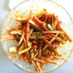 verduras kimchi