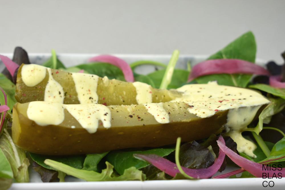 pepinos fermentados