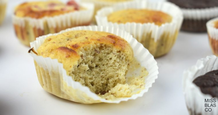 SUGAR FREE YOGURT MUFFINS