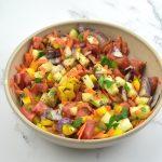 ensalada de colores